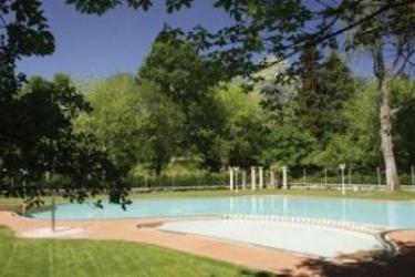 Hotel Balneario De Mondariz: Außenschwimmbad PONTEVEDRA