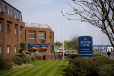 Hotel Thistle Poole: Extérieur POOLE