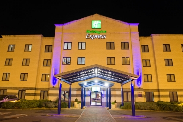 Hotel Holiday Inn Express: Exterior POOLE