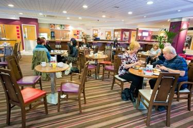 Hotel Holiday Inn Express: Restaurante POOLE