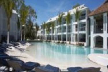 Hotel Peppers Beach Club Port Douglas: Veranda PORT DOUGLAS - QUEENSLAND