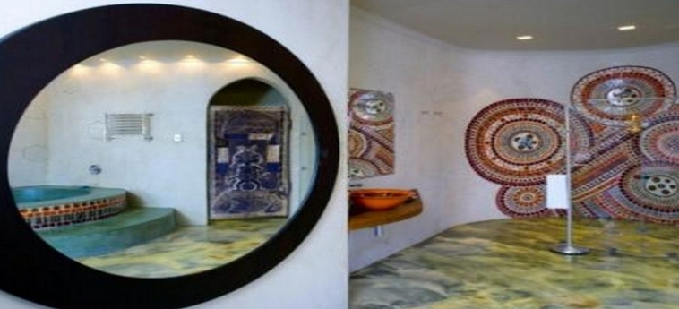 Hotel Singa Lodge: Cuarto de Baño PORT ELIZABETH