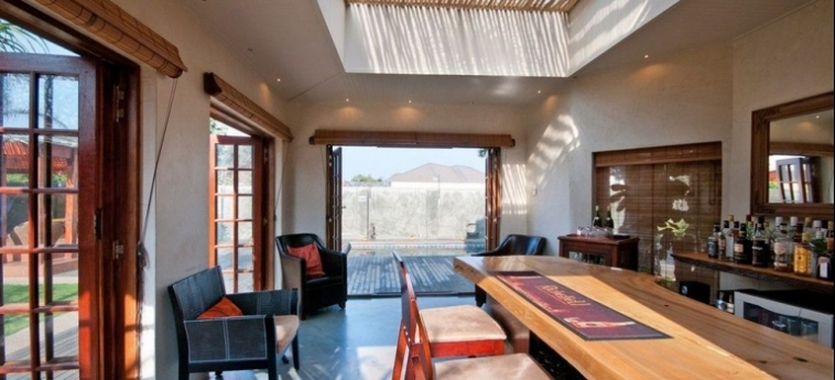 Hotel Singa Lodge: Chambre Grand Deluxe PORT ELIZABETH