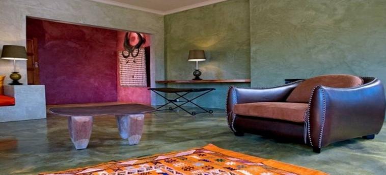 Hotel Singa Lodge: Chambre Suite PORT ELIZABETH