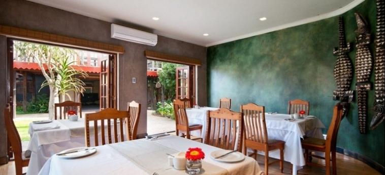 Hotel Singa Lodge: Détente PORT ELIZABETH