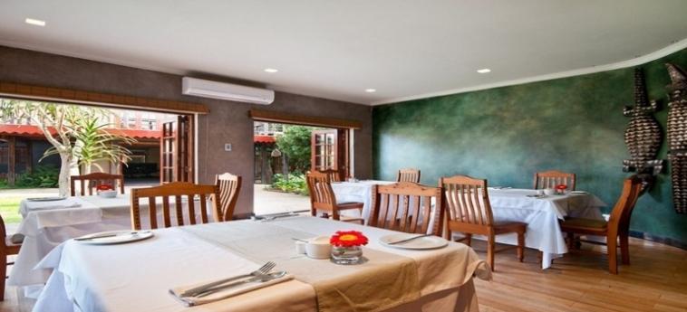Hotel Singa Lodge: Salle de Petit Dejeuner PORT ELIZABETH