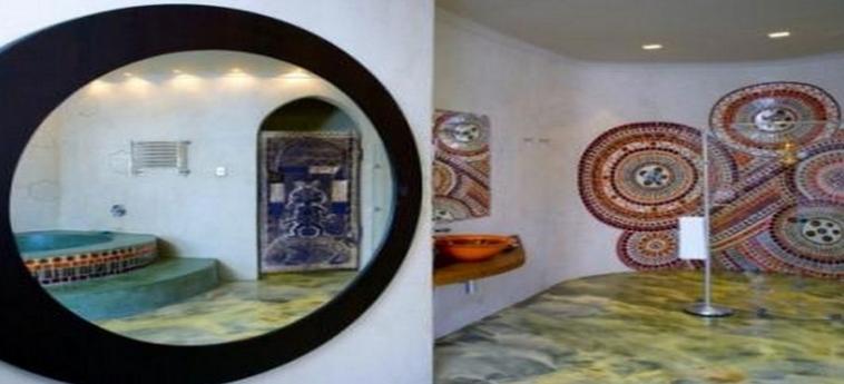 Hotel Singa Lodge: Badezimmer PORT ELIZABETH