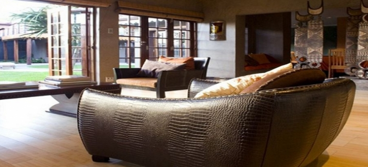 Hotel Singa Lodge: Bankettsaal PORT ELIZABETH