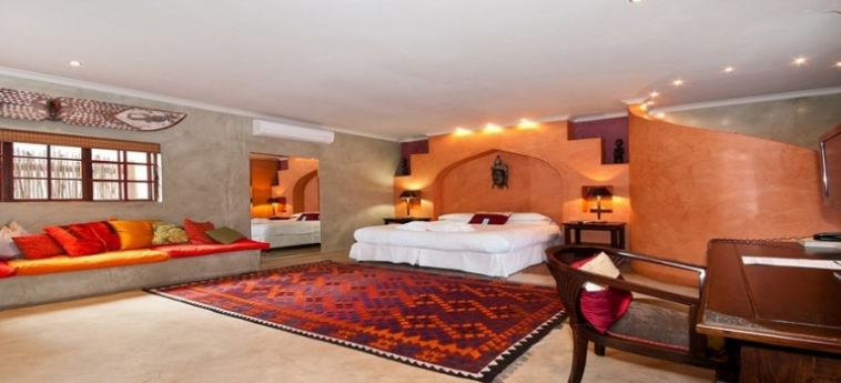 Hotel Singa Lodge: Freitreppe PORT ELIZABETH