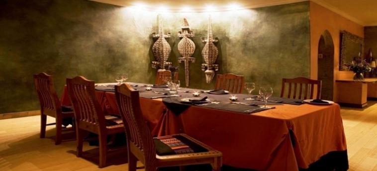 Hotel Singa Lodge: Konferenzraum PORT ELIZABETH