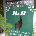VALLEY GUEST HOUSE 3 Stelle