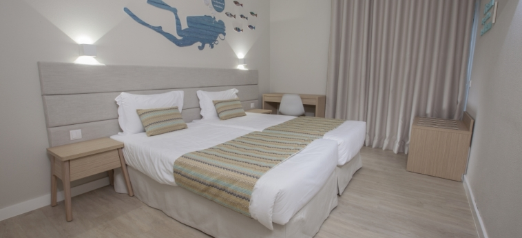 Hotel Vitor's Plaza: Camera Doppia - Twin PORTIMAO - ALGARVE