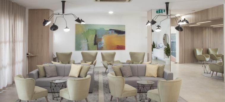 Hotel Vitor's Plaza: Lobby PORTIMAO - ALGARVE