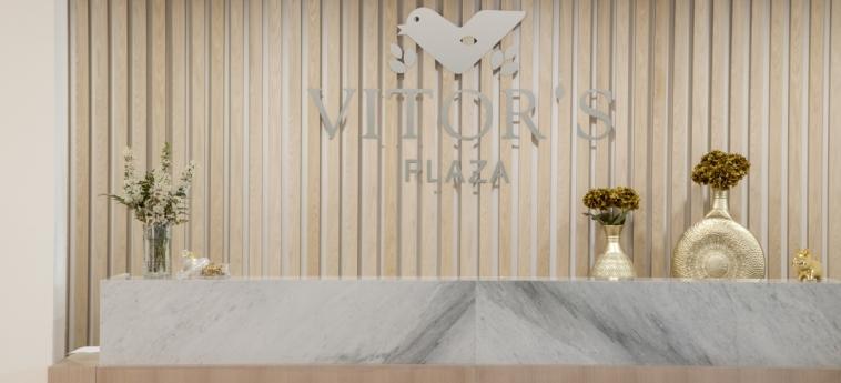 Hotel Vitor's Plaza: Reception PORTIMAO - ALGARVE
