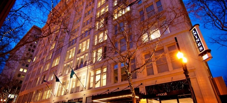 The Nines, A Luxury Collection Hotel, Portland: Exterior PORTLAND (OR)