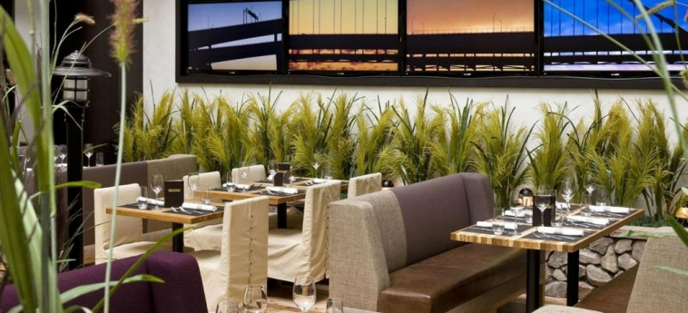 The Nines, A Luxury Collection Hotel, Portland: Restaurante PORTLAND (OR)