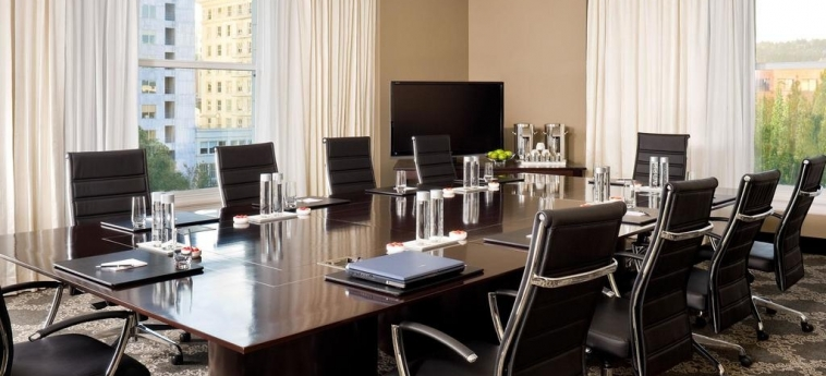 The Nines, A Luxury Collection Hotel, Portland: Sala Reuniones PORTLAND (OR)
