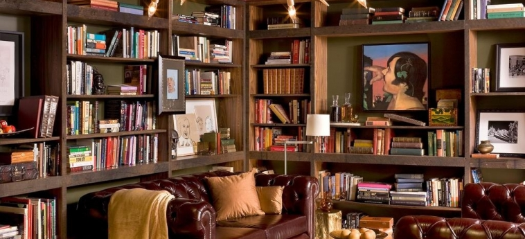 The Nines, A Luxury Collection Hotel, Portland: Salon PORTLAND (OR)