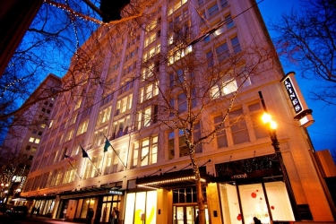 The Nines, A Luxury Collection Hotel, Portland: Außen PORTLAND (OR)