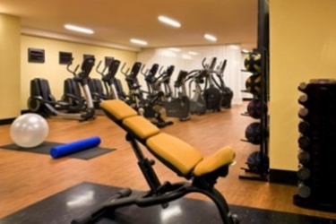 The Nines, A Luxury Collection Hotel, Portland: Fitnesscenter PORTLAND (OR)