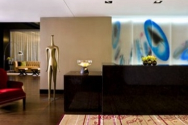 The Nines, A Luxury Collection Hotel, Portland: Lobby PORTLAND (OR)