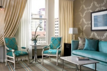 The Nines, A Luxury Collection Hotel, Portland: Zimmer Junior Suite PORTLAND (OR)