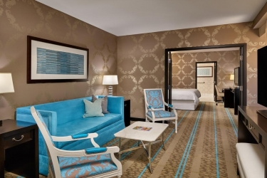 The Nines, A Luxury Collection Hotel, Portland: Zimmer Suite PORTLAND (OR)