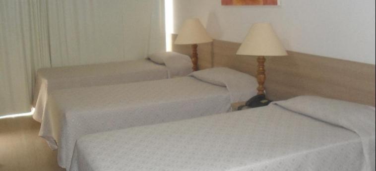 Hotel Dann Inn Porto Alegre: Chambre Triple PORTO ALEGRE