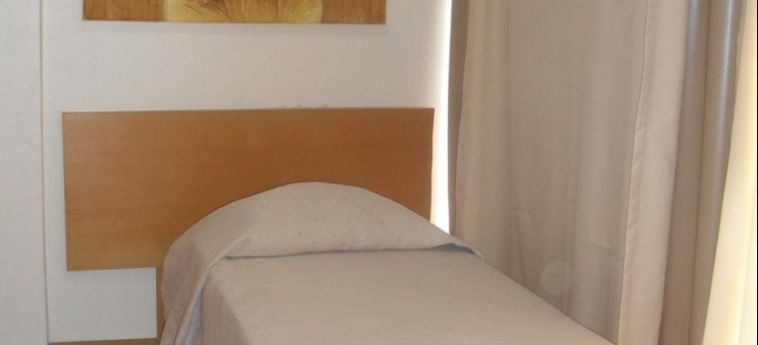 Hotel Dann Inn Porto Alegre: Chambre Unique PORTO ALEGRE