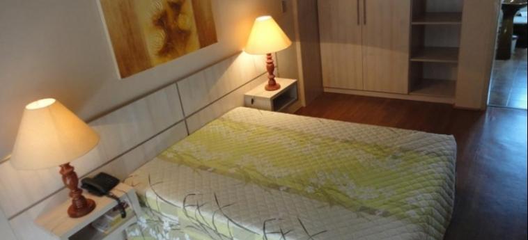 Hotel Dann Inn Porto Alegre: Chambre PORTO ALEGRE