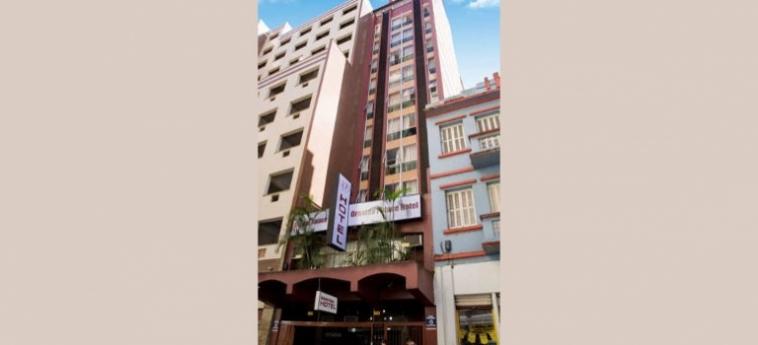 Hotel Ornatus Palace: Exterior PORTO ALEGRE
