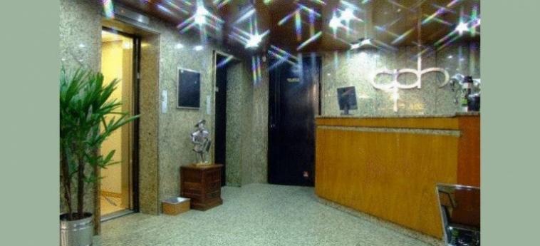 Hotel Ornatus Palace: Recepción PORTO ALEGRE