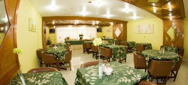 Hotel Ornatus Palace: Restaurante PORTO ALEGRE