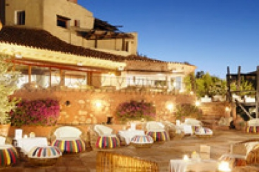 Cala Di Volpe, A Luxury Collection Hotel, Costa Smeralda: Bar PORTO CERVO - OLBIA TEMPIO