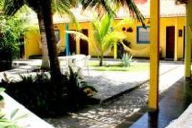 Hotel Pousada Bore Koko: Esterno PORTO DE GALINHAS