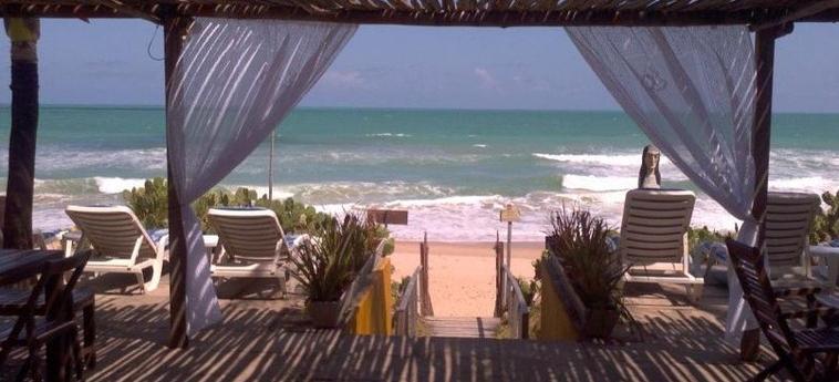 Hotel Tabajuba: Spiaggia PORTO DE GALINHAS