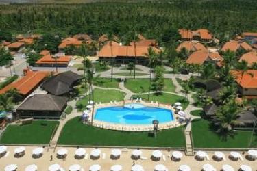 Hotel Armação: Aussicht PORTO DE GALINHAS