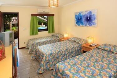 Hotel Armação: Dreibettzimmer PORTO DE GALINHAS