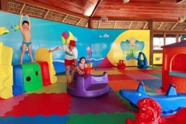 Hotel Armação: Spielzimmer PORTO DE GALINHAS