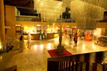 Hotel Pontal De Ocapora: Lobby PORTO DE GALINHAS