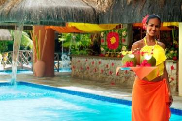 Hotel Pontal De Ocapora: Lounge Bar PORTO DE GALINHAS