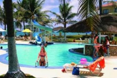 Hotel Best Western Solar Porto De Galinhas: Außenschwimmbad PORTO DE GALINHAS