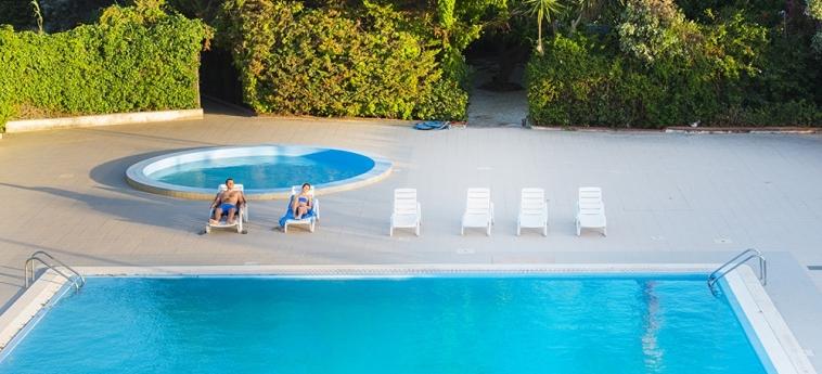 Hotel Dei Pini: Piscina PORTO EMPEDOCLE - AGRIGENTO