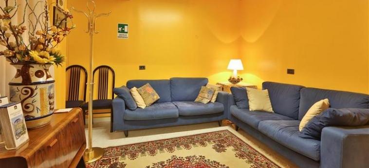Hotel David Palace: Bar PORTO SAN GIORGIO - FERMO