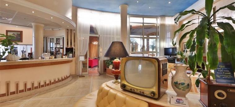 Hotel David Palace: Lobby PORTO SAN GIORGIO - FERMO