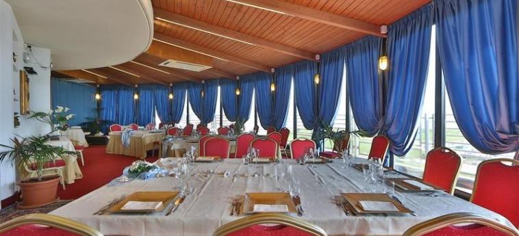 Hotel David Palace: Ristorante PORTO SAN GIORGIO - FERMO