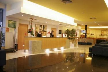 Hotel Portus Cale: Réception PORTO