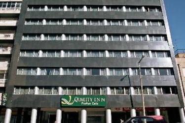 Hotel Portus Cale: Fassade PORTO