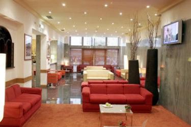 Hotel Portus Cale: Hotelhalle PORTO