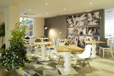 Socializing Hotel Mirna - Terme & Wellness Lifeclass: Lobby PORTOROSE